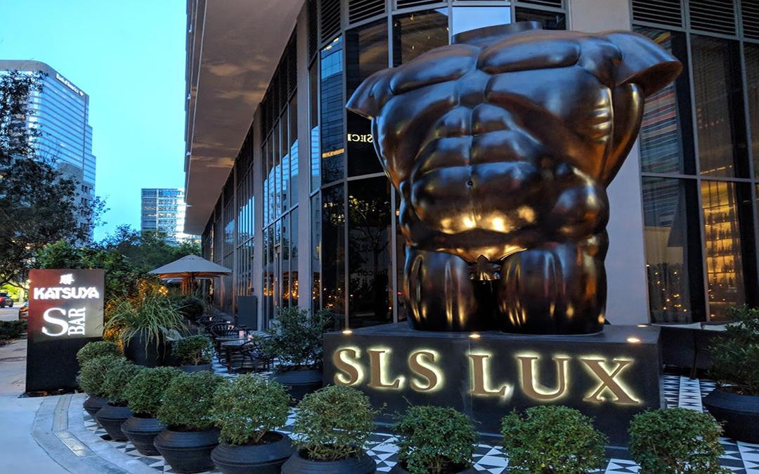 Photos: SBar At Brickell's New 58-Story SLS Lux Tower