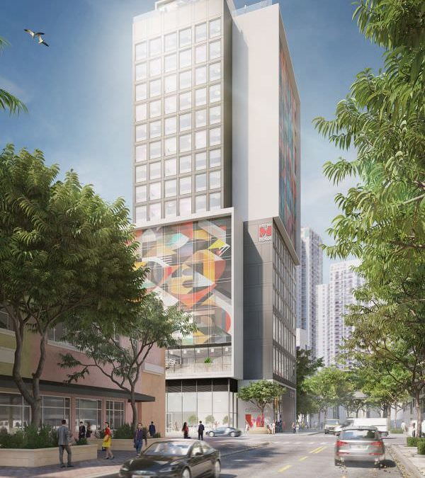 CitizenM Moving Forward With Plan To Demolish Perricone's In Brickell, Build 252-Room Hotel