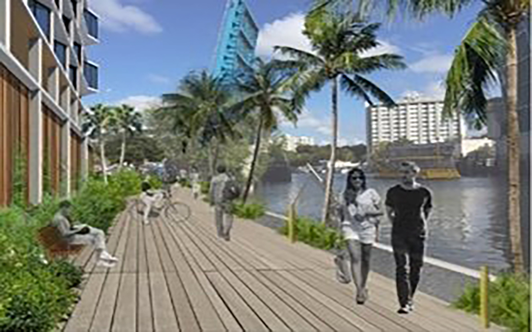Stacked Shipping Container Hotel With Gourmet Food Court Planned In Downtown Miami
