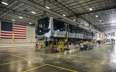 New Metrorail cars, CNG buses replacing older fleets