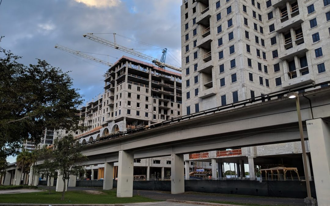 PHOTOS: GABLES STATION RISING NEXT TO METRORAIL, UNDERLINE