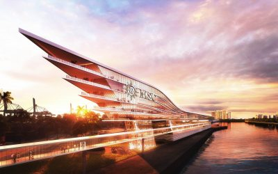 MSC TO BUILD PORTMIAMI'S BIGGEST EVER CRUISE TERMINAL, WITH DESIGN INSPIRED BY ITALIAN YACHTS