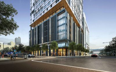 DOWNTOWN MIAMI'S 31-STORY GRAND STATION APARTMENT TOWER IS QUICKLY RISING