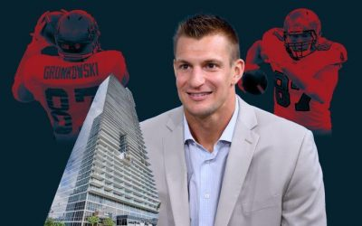 Here's a look at Rob Gronkowski's Miami condo ahead of Super Bowl LV